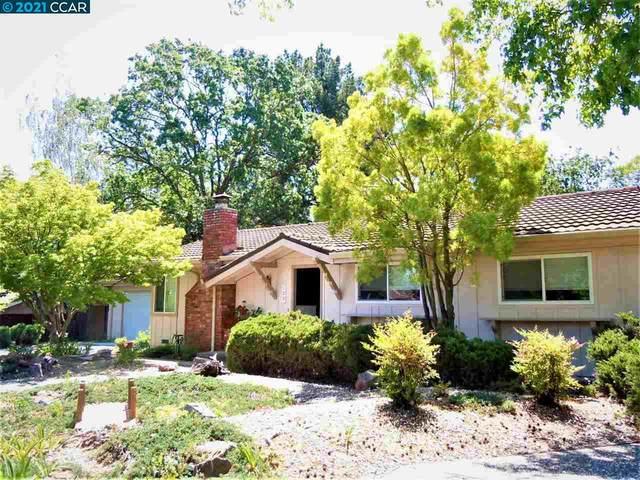 129 Linda Ln, Pleasant Hill, CA 94523 (#CC40952528) :: The Kulda Real Estate Group