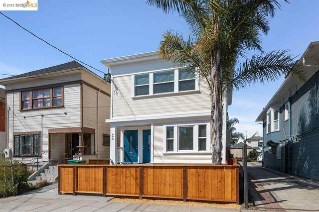 698 30Th St, Oakland, CA 94609 (#EB40952560) :: Real Estate Experts