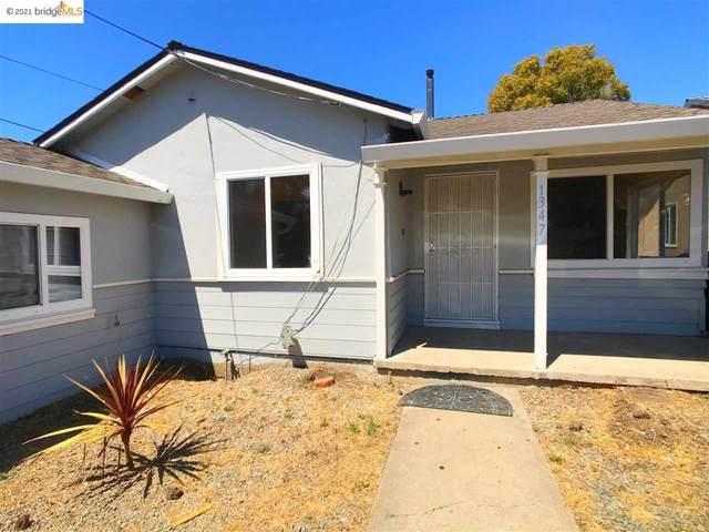 1347 Highland Blvd, Hayward, CA 94542 (#EB40950474) :: Real Estate Experts