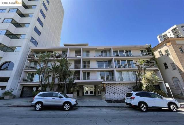 1425 Lakeside Dr 106, Oakland, CA 94612 (#EB40952600) :: Intero Real Estate
