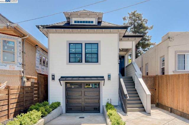 3830 West St, Oakland, CA 94608 (#BE40952612) :: Real Estate Experts