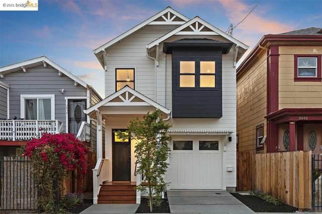 3041 West Street, Oakland, CA 94608 (#EB40952632) :: Schneider Estates