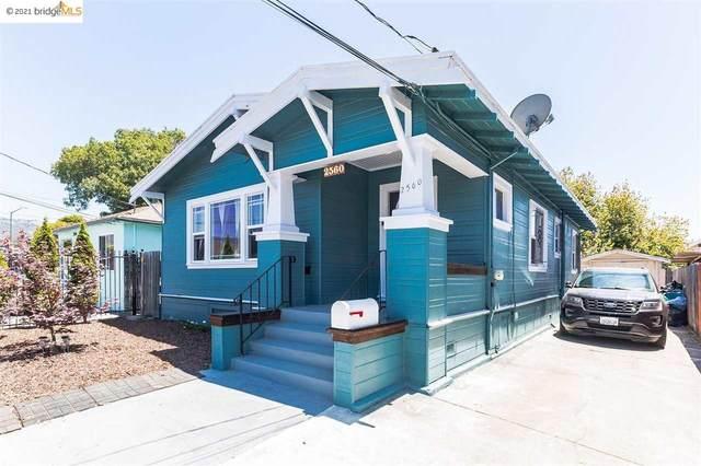 2560 61St Ave, Oakland, CA 94605 (#EB40952633) :: Strock Real Estate