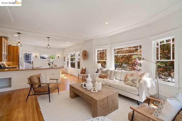 2626 Hillegass Ave B, Berkeley, CA 94704 (#EB40952678) :: The Kulda Real Estate Group