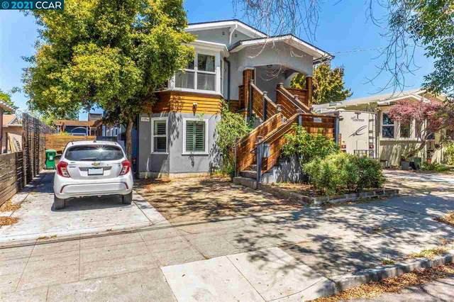 1329 66Th St B, Berkeley, CA 94702 (#CC40952704) :: Alex Brant