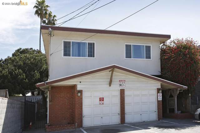 6912 Lacey, Oakland, CA 94605 (#EB40952785) :: The Gilmartin Group
