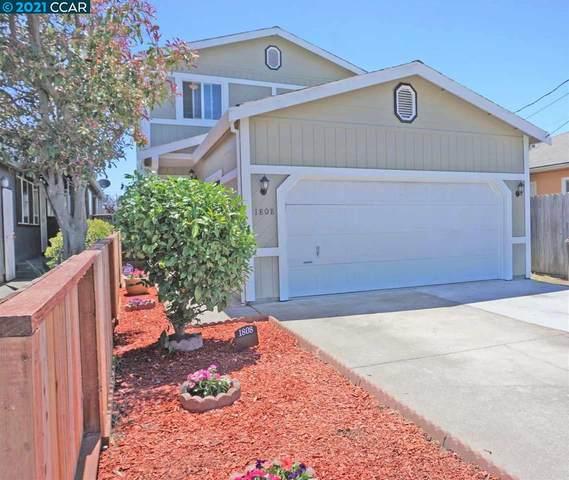 1808 Emeric Ave, San Pablo, CA 94806 (#CC40952803) :: Real Estate Experts