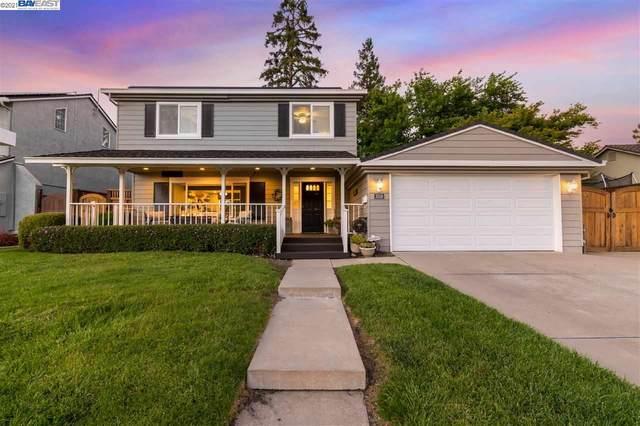 3559 Wind Cave Ct., Pleasanton, CA 94588 (#BE40952805) :: Real Estate Experts
