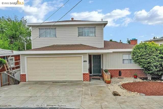 5336 Zara Avenue, Richmond, CA 94805 (#EB40952814) :: Paymon Real Estate Group