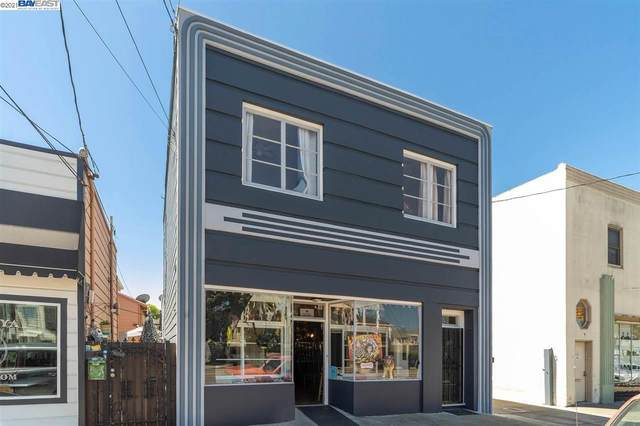 918 Central Ave, Alameda, CA 94501 (#BE40952850) :: Real Estate Experts