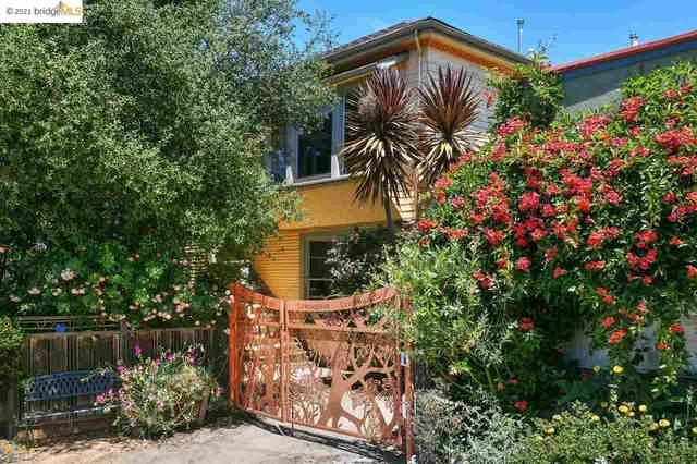 320 45Th St, Oakland, CA 94609 (#EB40952858) :: Strock Real Estate