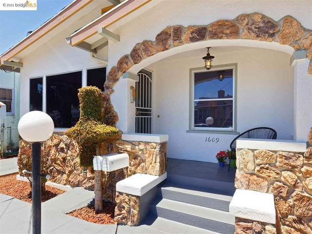 1609 Auseon Ave, Oakland, CA 94621 (#EB40952879) :: Real Estate Experts