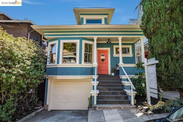 65 Hamilton Pl, Oakland, CA 94612 (#EB40952885) :: Real Estate Experts