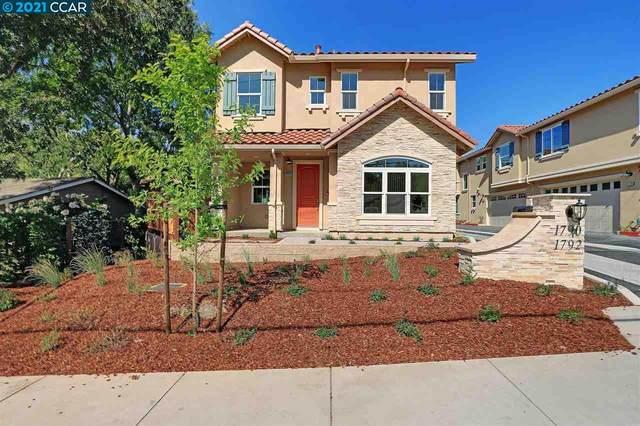 1790 San Miguel Dr, Walnut Creek, CA 94596 (#CC40952888) :: The Realty Society