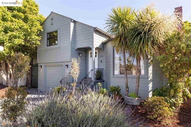 839 Brockhurst St, Oakland, CA 94608 (#EB40952889) :: Real Estate Experts