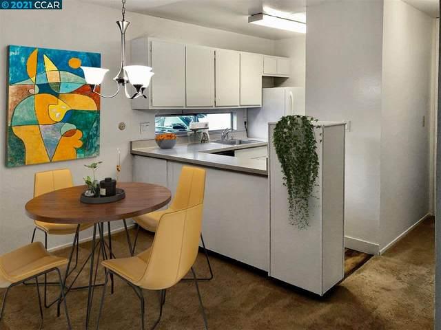 2734 Oak Rd 61, Walnut Creek, CA 94597 (#CC40952890) :: Real Estate Experts
