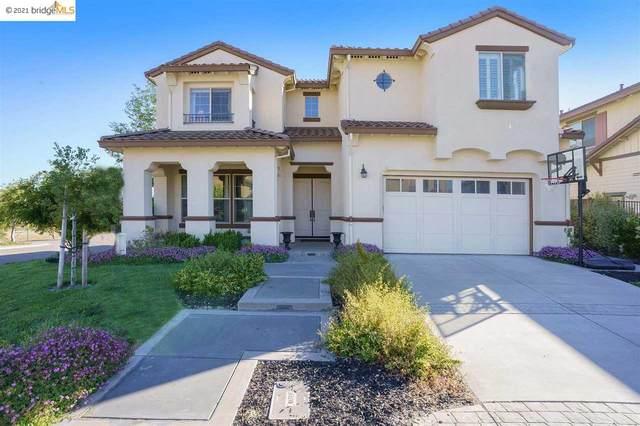 7822 Ridgeline Pl, Dublin, CA 94568 (#EB40952909) :: The Kulda Real Estate Group