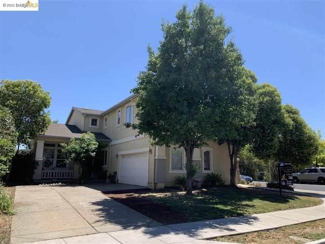 960 Finn Way, Brentwood, CA 94513 (#EB40952911) :: The Kulda Real Estate Group