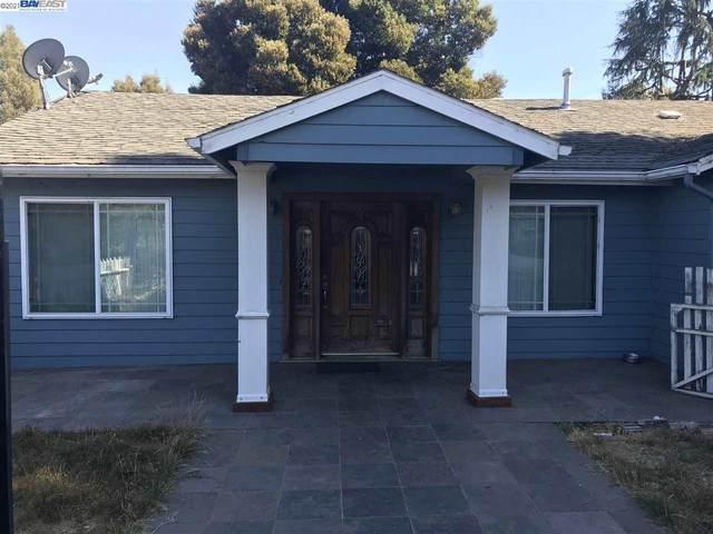 3714 Keller Ave, Oakland, CA 94605 (#BE40952930) :: Schneider Estates