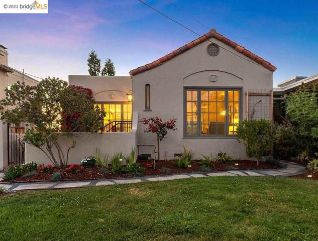 1119 Warfield Ave, Piedmont, CA 94610 (#EB40952937) :: Paymon Real Estate Group
