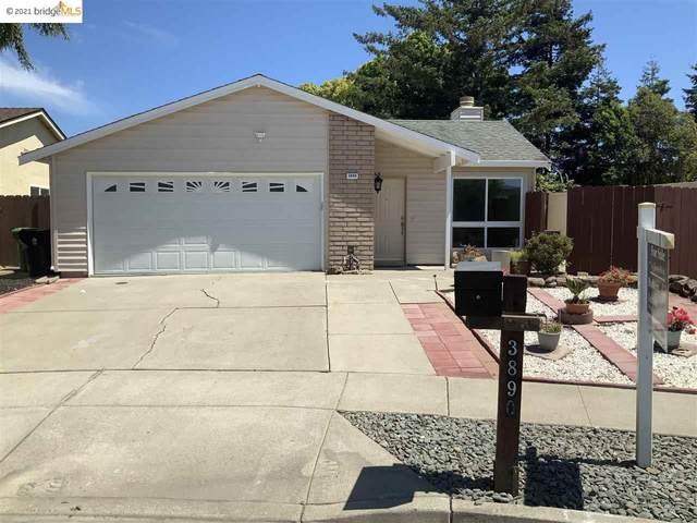 3890 Dunbar Pl, Fremont, CA 94536 (#EB40952935) :: Real Estate Experts