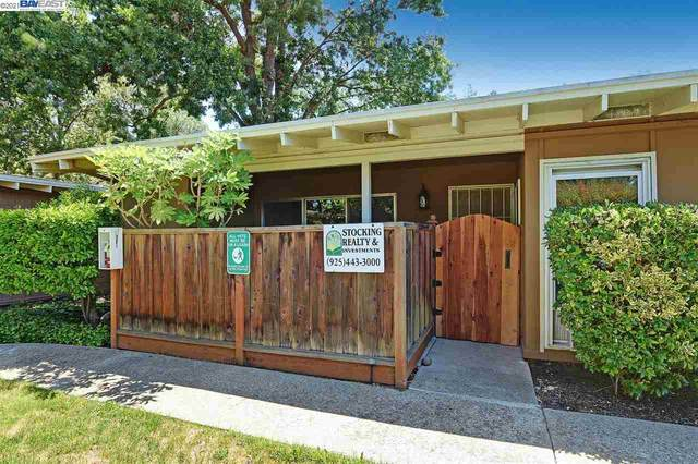 1919 Ygnacio Valley Rd. 89, Walnut Creek, CA 94598 (MLS #BE40952960) :: Compass