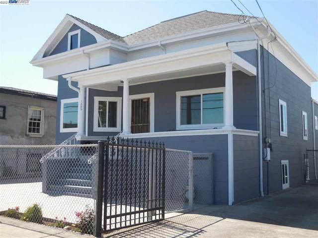 1359 107Th Ave, Oakland, CA 94603 (#BE40952970) :: Alex Brant