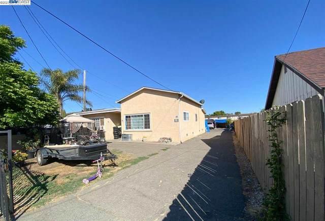 354 Shepherd Ave, Hayward, CA 94544 (#BE40952968) :: Alex Brant