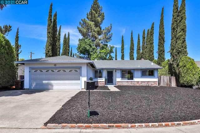 1219 Saint Elizabeth Court, Concord, CA 94518 (#CC40952980) :: Real Estate Experts