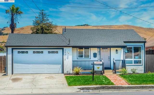 28416 Cole Pl, Hayward, CA 94544 (#BE40952979) :: Schneider Estates