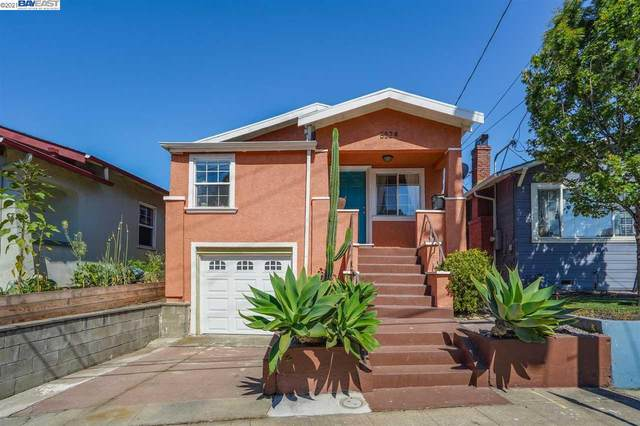 5524 Shattuck Ave, Oakland, CA 94609 (#BE40952983) :: Real Estate Experts