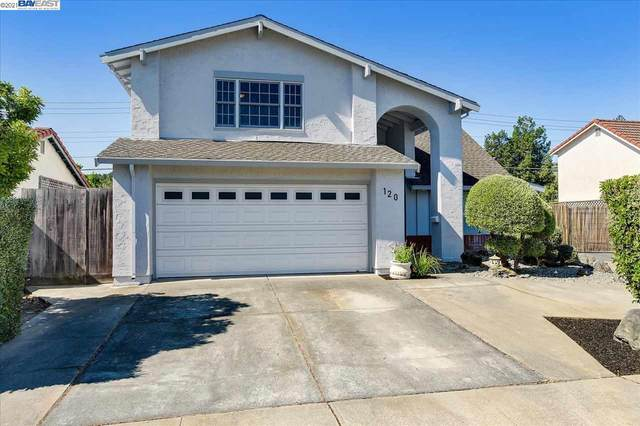 120 Rosilie St, San Mateo, CA 94403 (#BE40952989) :: Real Estate Experts
