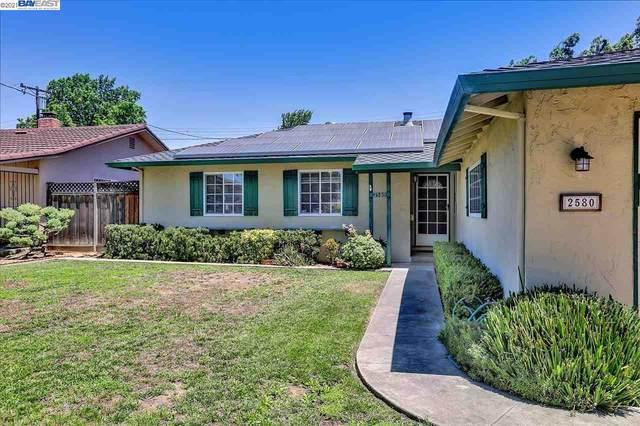 2580 Leigh Ave, San Jose, CA 95124 (#BE40952990) :: The Kulda Real Estate Group