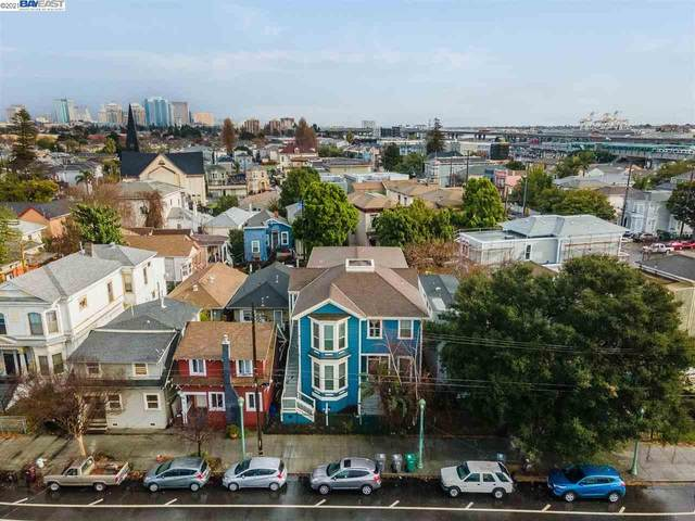 824 Peralta St, Oakland, CA 94607 (#BE40953002) :: Real Estate Experts