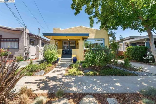 1120 Pearl Street, Alameda, CA 94501 (#BE40953029) :: Real Estate Experts