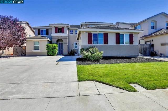 213 Monet, Oakley, CA 94561 (#CC40953034) :: Real Estate Experts