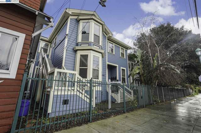 824 Peralta St 5&6, Oakland, CA 94607 (#BE40953061) :: The Gilmartin Group