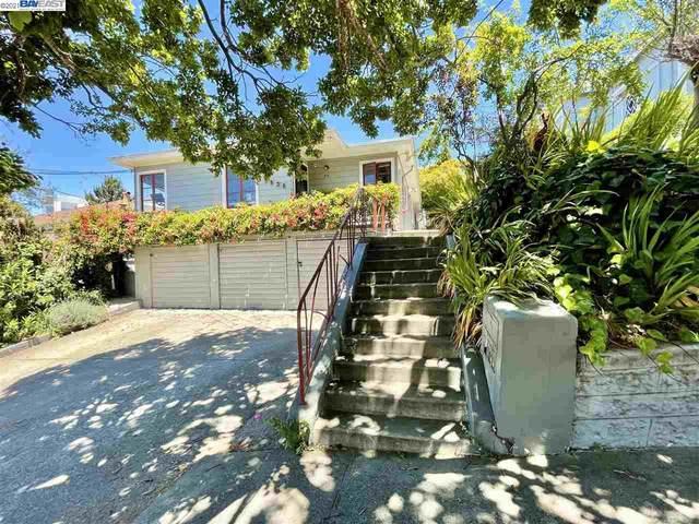 1940 E 28Th St, Oakland, CA 94606 (#BE40953064) :: Schneider Estates