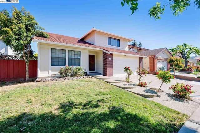 1527 Bridges Ct, Fremont, CA 94536 (#BE40953099) :: Schneider Estates