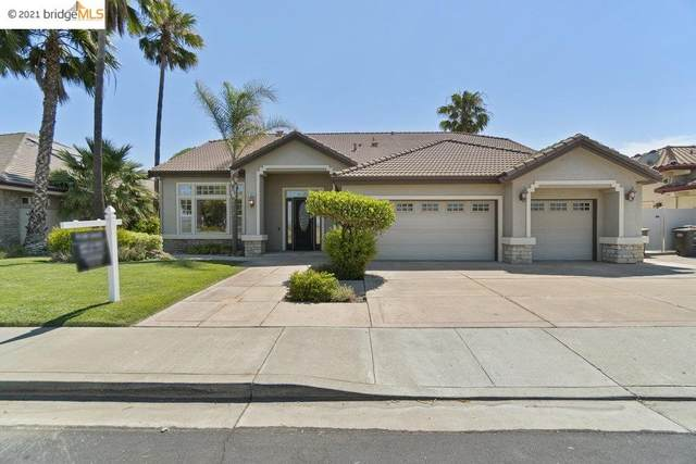 1853 Newport Dr, Discovery Bay, CA 94505 (#EB40953127) :: Strock Real Estate