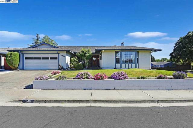 2411 Wellingham Drive, Livermore, CA 94551 (#BE40953142) :: Paymon Real Estate Group