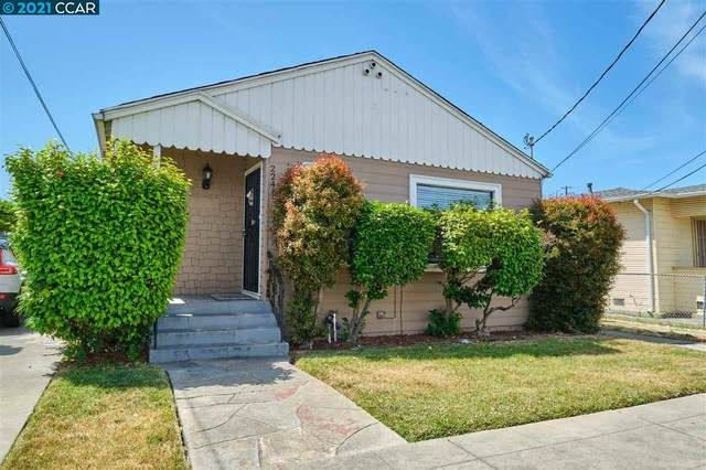 2248 108Th Ave, Oakland, CA 94603 (#CC40953148) :: Real Estate Experts