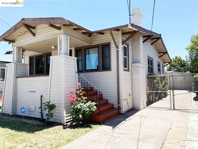 2038 86Th Ave, Oakland, CA 94621 (#EB40953161) :: Real Estate Experts