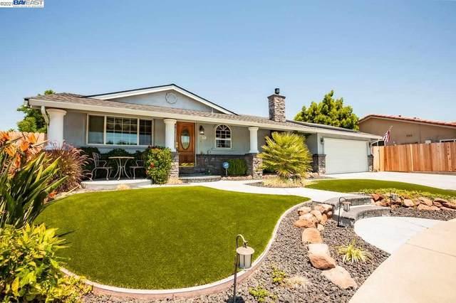 6855 Singletree Ct, Pleasanton, CA 94588 (#BE40953159) :: Real Estate Experts