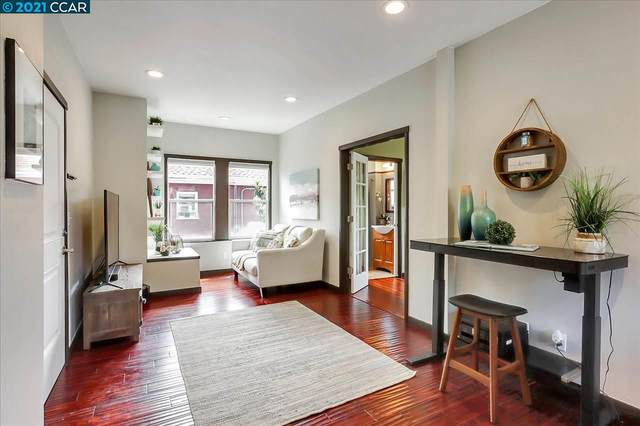 546 30Th St 3, Oakland, CA 94609 (#CC40953167) :: The Gilmartin Group