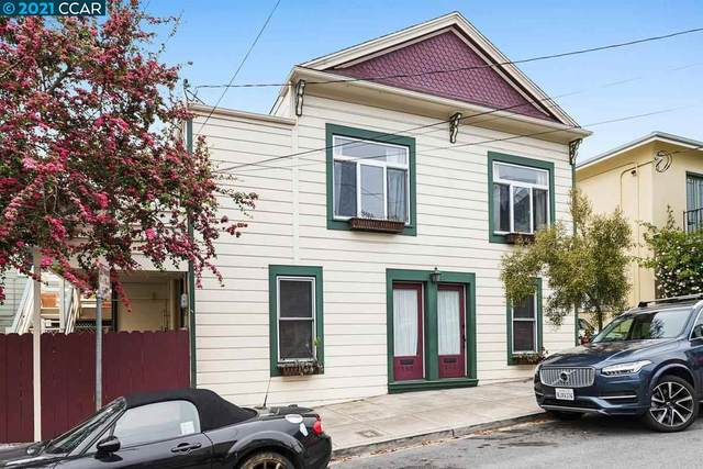 150 Ellert St, San Francisco, CA 94110 (#CC40953181) :: The Sean Cooper Real Estate Group