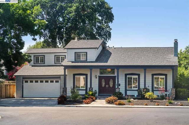 3530 Sugarberry Lane, Walnut Creek, CA 94598 (#BE40953180) :: Real Estate Experts