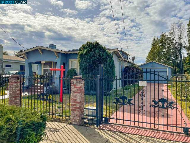 9823 Olive St, Oakland, CA 94603 (#CC40953190) :: The Gilmartin Group