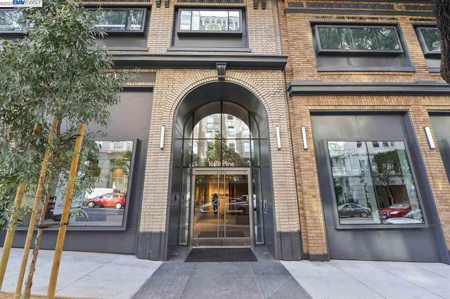 1688 Pine St W1205, San Francisco, CA 94109 (#BE40953206) :: Real Estate Experts