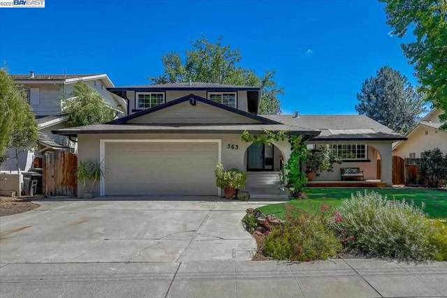 563 Ontario Dr, Livermore, CA 94550 (#BE40953212) :: Real Estate Experts